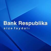 Логотип компании «Bank Respublika»