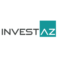 Логотип компании «InvestAZ»