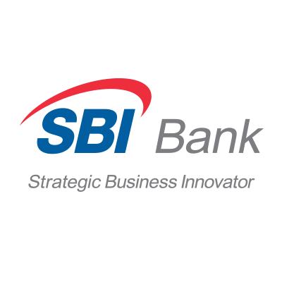 Логотип компании «SBI Bank»