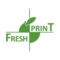Логотип компании «Fresh Print»