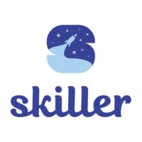 Логотип компании «Skiller - Система обучения»