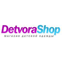 Логотип компании «Detvorashop»