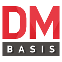 Логотип компании «DM Basis»