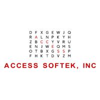 Логотип компании «Access Softek»