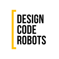 Логотип компании «Design, Code and Robots»