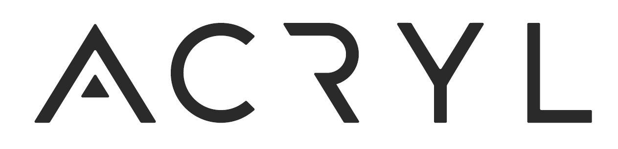 Логотип компании «Acryl Platform»