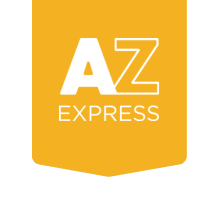 Логотип компании «AZ Express»