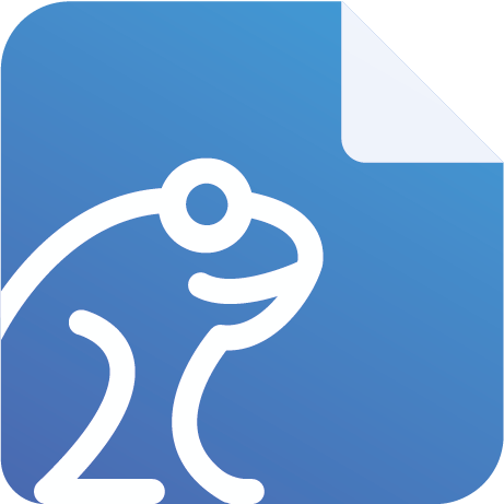 Логотип компании «LeadFrog»