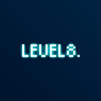 Логотип компании «Level8»