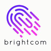 Логотип компании «Brightcom»