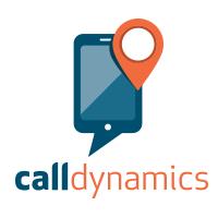Логотип компании «Call Dynamics»