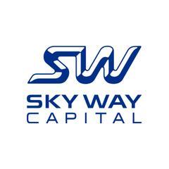 Логотип компании «Sky Way Capital»