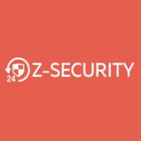 Логотип компании «Z-SECURITY»