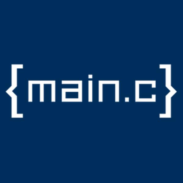 Логотип компании «Main.c»