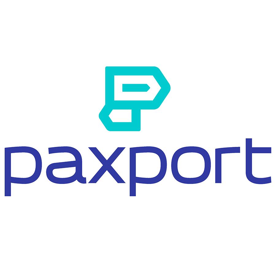 Логотип компании «Paxport»