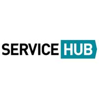 Логотип компании «ServiceHUB»