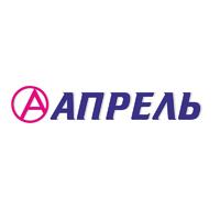 Логотип компании «ГК «Апрель»»