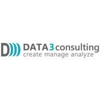 Логотип компании «Data 3 Consulting»
