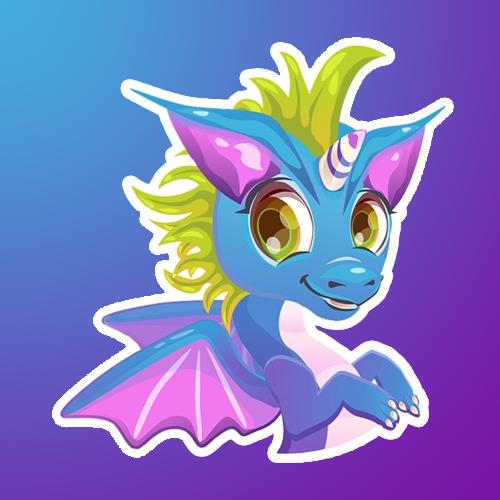 Логотип компании «Dragon Family»