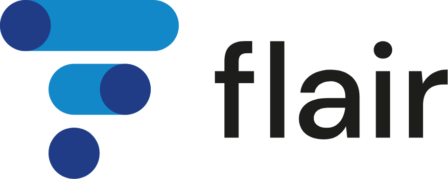 Логотип компании «flair.hr»