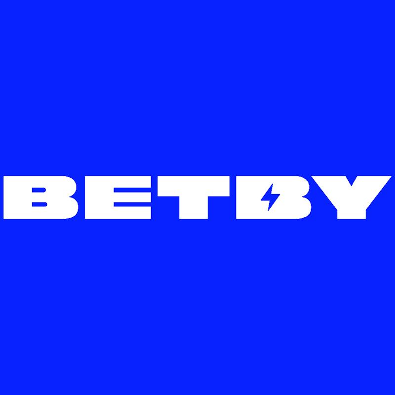 Логотип компании «BETBY»