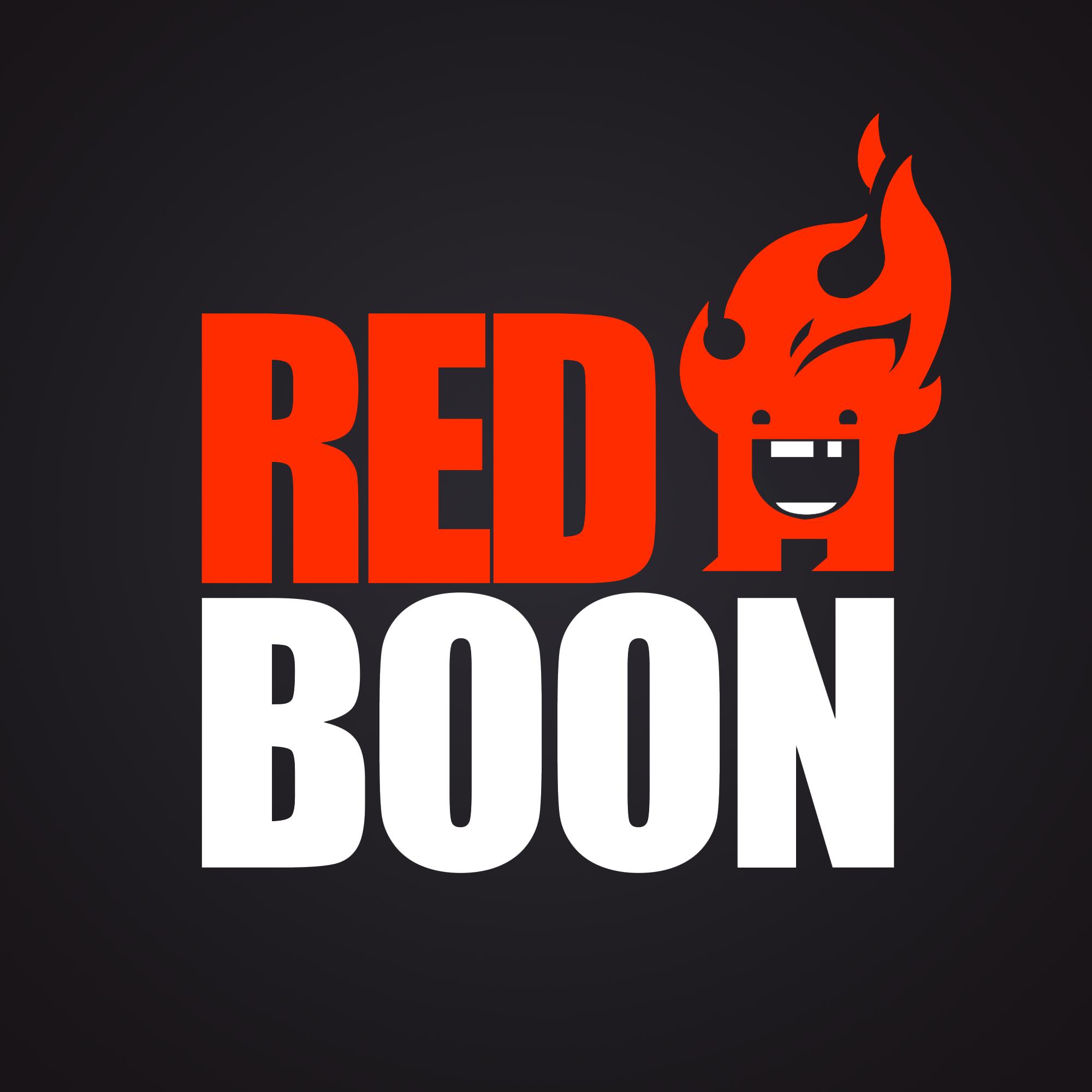 Логотип компании «REDBOON»
