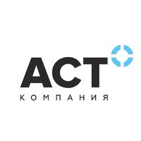 Логотип компании «АСТ»