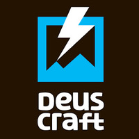 Логотип компании «Deus Craft»
