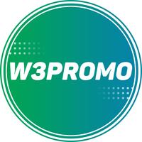 Логотип компании «W3Promo»