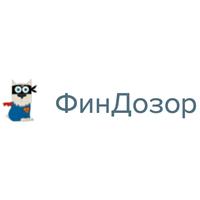 Логотип компании «Финдозор»
