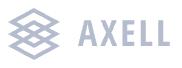 Логотип компании «Axell Solutions»