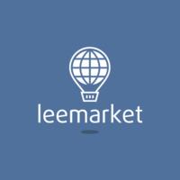 Логотип компании «LeeMarket»