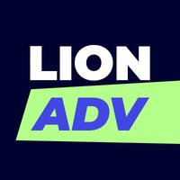 Логотип компании «LionAdverts»