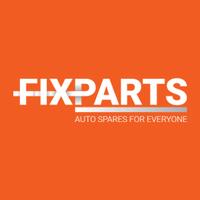 Логотип компании «FixParts Online»