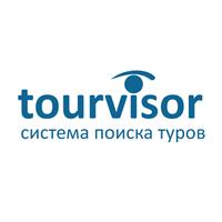 Логотип компании «Tourvisor»