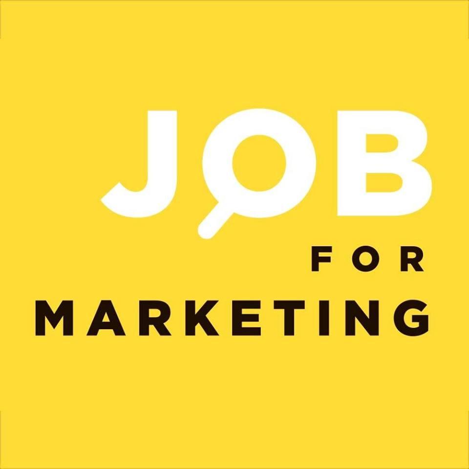 Логотип компании «Job For Marketing»