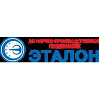 Логотип компании «НПП «Эталон»»