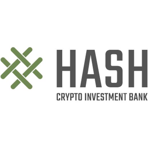 Логотип компании «HASH CIB»