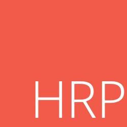Логотип компании «HRP»
