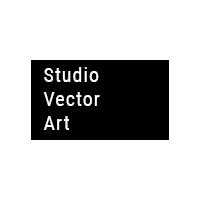 Логотип компании «Studio Vector Art»