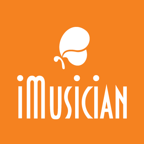 Логотип компании «iMusician Digital»