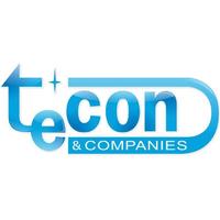 Логотип компании «Текон-Инжиниринг»