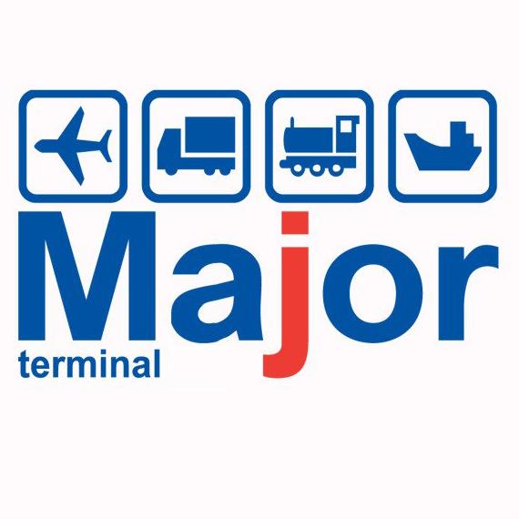 Логотип компании «Major Terminal»