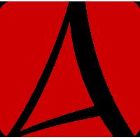 Логотип компании «АЛЬФА Системс»