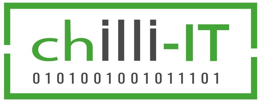 Логотип компании «Chilli-IT»