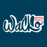 Логотип компании «Wacko Shop»