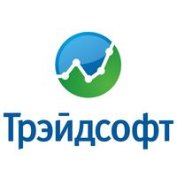 Логотип компании «ТрэйдСофт»