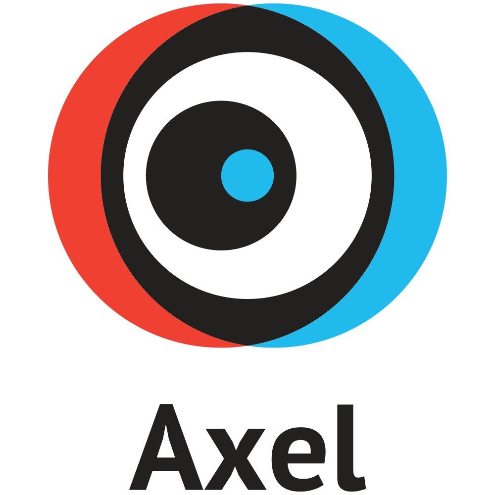 Логотип компании «Axel»