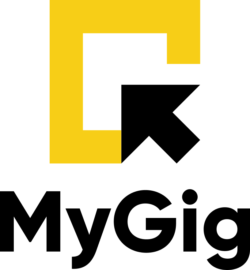 Логотип компании «MyGig»