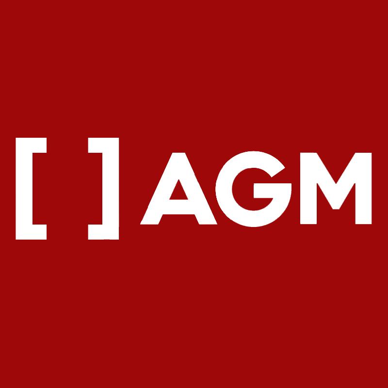 Логотип компании «AGM group»